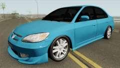 Honda Civic Sedan 2005 para GTA San Andreas