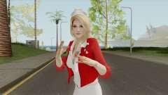 Lisa Garland Nurse From Silent Hill HD V2 para GTA San Andreas