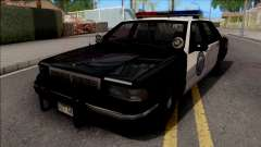 Chevrolet Caprice 1992 Police LSPD SA Style para GTA San Andreas