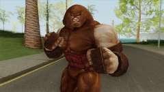 Juggernaut (MARVEL: Future Fight) para GTA San Andreas