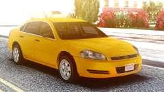 Chevrolet Impala 2007 Civil para GTA San Andreas