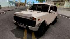 Lada Niva Urban Aze Low Style para GTA San Andreas