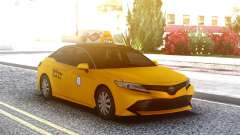Toyota Camry Hybrid 2018 LQ Taxi