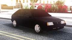 2109 Matizado Preto para GTA San Andreas