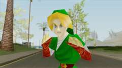 Adult Link (Legend Of Zelda Ocarina Of Time) V2 para GTA San Andreas