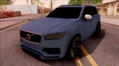 Volvo XC90 Blue para GTA San Andreas