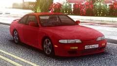 Nissan Silvia S14 Zenki 1994
