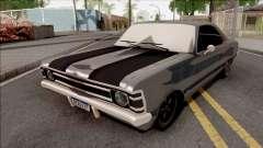 Chevrolet Opala Coupe SS 1972 para GTA San Andreas