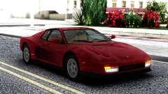1987 Ferrari Testarossa US-Spec para GTA San Andreas