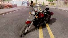 Harley-Davidson FXSTB 1998 Night Train para GTA San Andreas