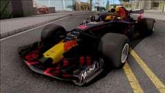 F1 Redbull 2018