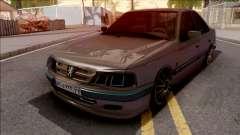Peugeot Pars Grey para GTA San Andreas