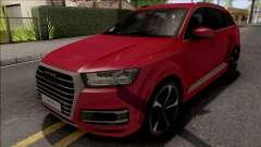 Audi Q7 Comfort Line para GTA San Andreas