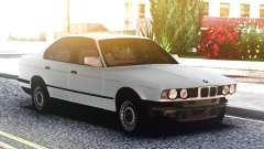 BMW E34 Quebrado para GTA San Andreas