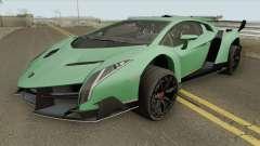 Lamborghini Veneno HQ 2013 para GTA San Andreas