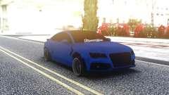 Audi RS7 Sportback Blue para GTA San Andreas