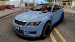 GTA V Ubermacht Sentinel para GTA San Andreas