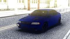 Audi S4 Original Blue para GTA San Andreas
