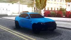 BMW M2 Coupe Blue para GTA San Andreas