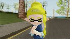 Inkling Girl (Splatoon) para GTA San Andreas