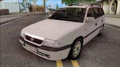 Opel Astra F Kombi 2001 para GTA San Andreas