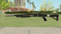 Shrewsbury Pump Shotgun GTA V V2 para GTA San Andreas