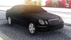 Mercedes-Benz E63 W211 Black para GTA San Andreas