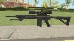 KAC SR-25 Semi Automatic Sniper Rifle