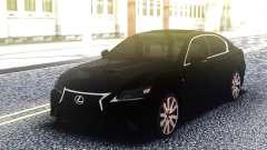 Lexus GS 350 Black para GTA San Andreas