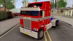 Kenworth K100 Optimus Prime Repintado  para GTA San Andreas