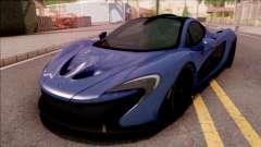 Mclaren P1 Stock para GTA San Andreas