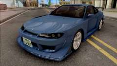 Nissan Silvia S15 GP Sport Initial D Fifth Stage para GTA San Andreas
