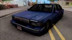 Chevrolet Caprice 1992 SA Estilo para GTA San Andreas