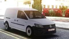 Volkswagen Caddy Maxi 2016 White para GTA San Andreas