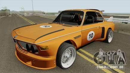 BMW 3.0 CSL 1975 (Orange) para GTA San Andreas