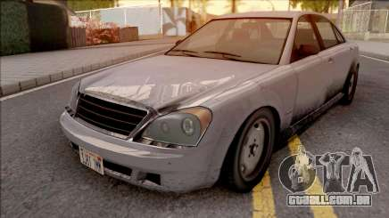Schafter from GTA IV para GTA San Andreas
