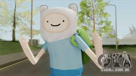 Finn (Adventure Time) para GTA San Andreas