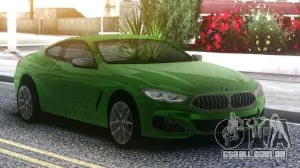 BMW M850i Green para GTA San Andreas