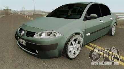 Renault Megane Sedan 2002 para GTA San Andreas