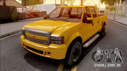 GTA V Vapid Sadler para GTA San Andreas