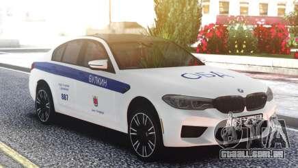 BMW M5 F90 DPS EDIÇÃO para GTA San Andreas
