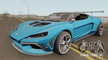Pegassi Zorrusso GTA V IVF para GTA San Andreas