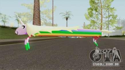 Lady Rainicorn (Adventure Time) para GTA San Andreas