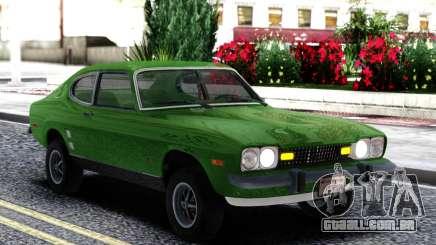 1973 Mercury Capri 2600 from Mad Driver para GTA San Andreas