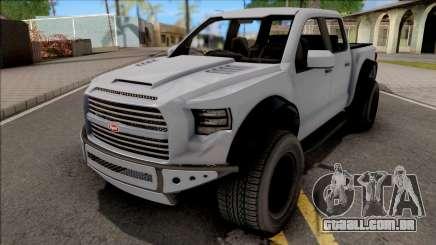 GTA V Vapid Caracara 4x4 DLC Casino para GTA San Andreas