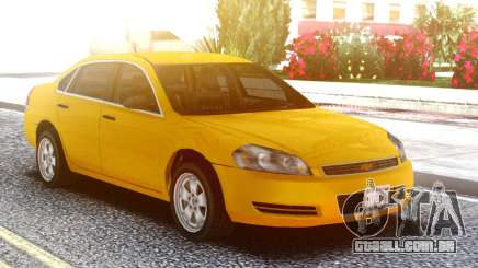 Chevrolet Impala 2007 Civil para GTA San Andreas