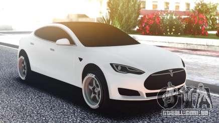 Tesla Model X P100D para GTA San Andreas