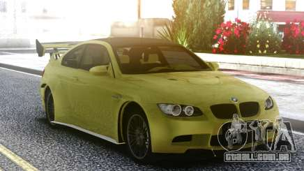 BMW M3 G-Power GT2 S Hurricane 2017 para GTA San Andreas