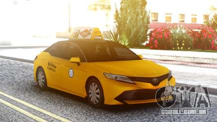 Toyota Camry Hybrid 2018 LQ Taxi para GTA San Andreas