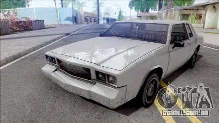 Declasse Buccaneer 1982 para GTA San Andreas